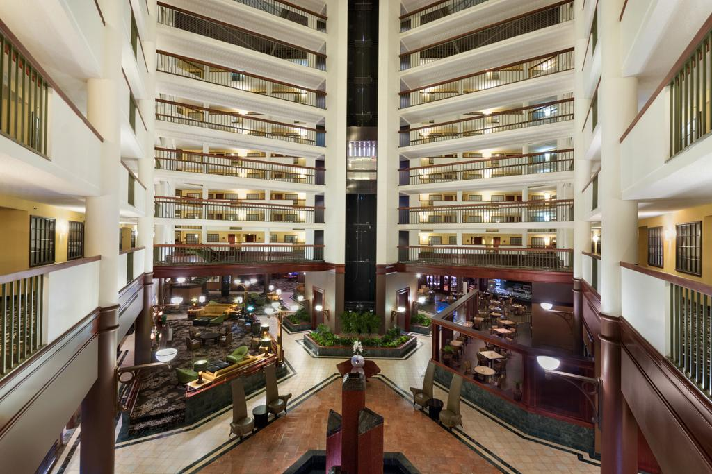 Advancing Planning and Scheduling 2020 - Wyndam Dallas Suites - Foyer