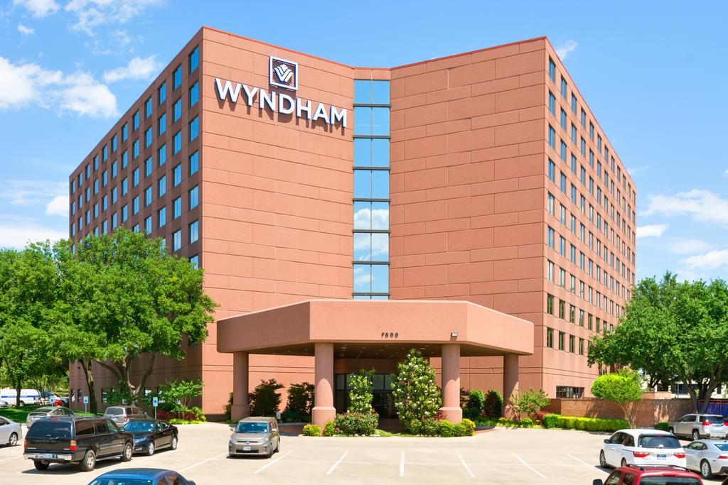 Advancing Planning and Scheduling 2020 - Wyndam Dallas Suites - Front of Building
